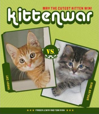 Kittenwar Book