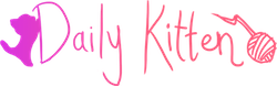 Daily Kitten.co.uk Logo